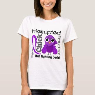 Chick Interrupted 3 Epilepsy T-Shirt