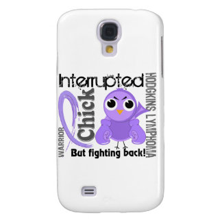 Chick Interrupted 3 Hodgkin s Lymphoma Disease Galaxy S4 Covers