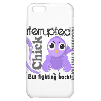 Chick Interrupted 3 Hodgkin s Lymphoma Disease iPhone 5C Covers