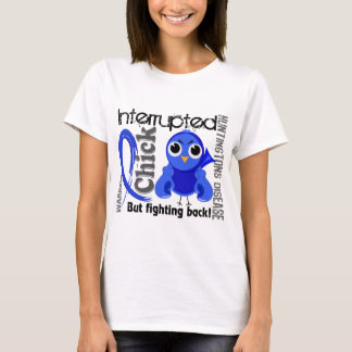 Chick Interrupted 3 Huntington's Disease T-Shirt