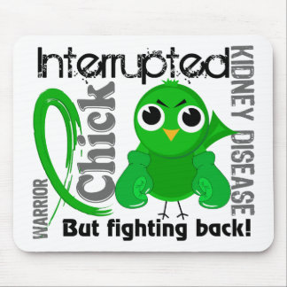 Chick Interrupted 3 Kidney Disease Mouse Pad