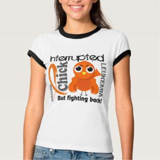 Chick Interrupted 3 Leukemia T-shirt