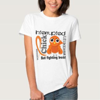 Chick Interrupted 3 Leukemia Tshirt