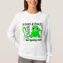 Chick Interrupted 3 Lyme Disease T-Shirt