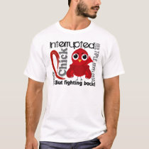 Chick Interrupted 3 Multiple Myeloma T-Shirt