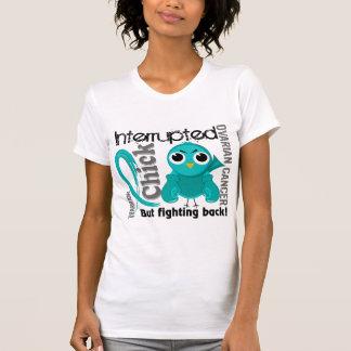 Chick Interrupted 3 Ovarian Cancer T-Shirt