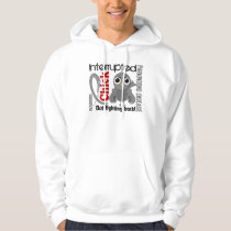 Chick Interrupted 3 Parkinson's Disease Hoodie
