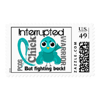 Chick Interrupted 3 PCOS Polycystic Ovary Syndrome Postage