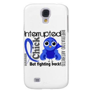 Chick Interrupted 3 Rheumatoid Arthritis RA Galaxy S4 Case