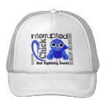 Chick Interrupted 3 Rheumatoid Arthritis RA Mesh Hats