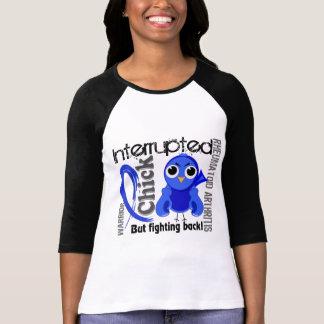 Chick Interrupted 3 Rheumatoid Arthritis RA T-shirt