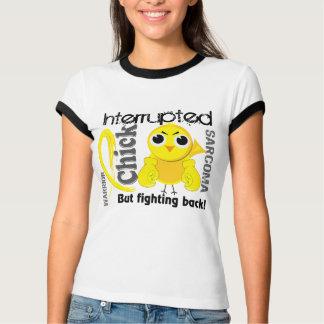 Chick Interrupted 3 Sarcoma T-Shirt