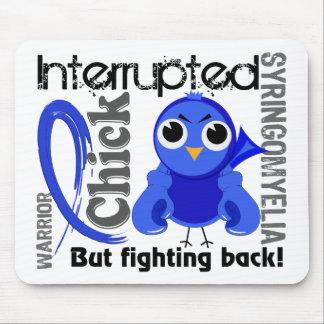 Chick Interrupted 3 Syringomyelia Mouse Pad
