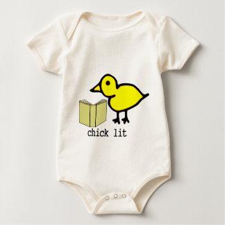Chick Lit Baby Bodysuit