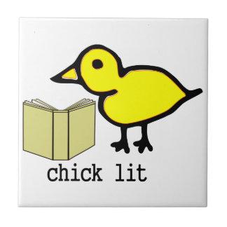 Chick Lit Tile