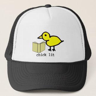 Chick Lit Trucker Hat
