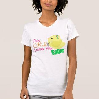 Chick Loves Her Sailor T-Shirt