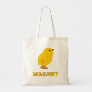 Chick Magnet Budget Tote Bag