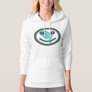 CHICK MAGNET HOODED PULLOVER