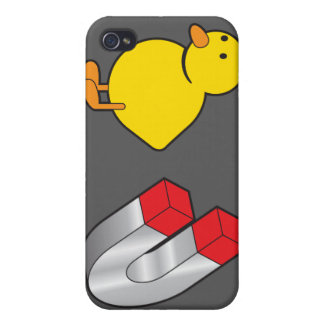 Chick Magnet iPhone 4/4S Cover