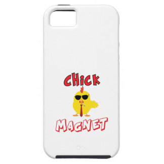 Chick magnet iPhone 5 cases