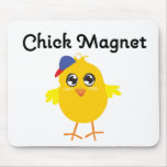 Chick Magnet Mouse Pad