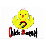 Chick Magnet Postcards