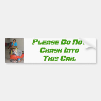 Chick Magnets Car Bumper Sticker