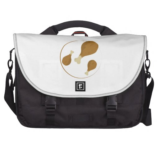 Chick Me Out Laptop Bag
