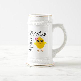 Chick 18 Oz Beer Stein