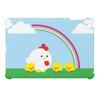 Chick 'n chicks iPad mini cover