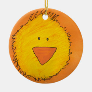 Chick Ornament