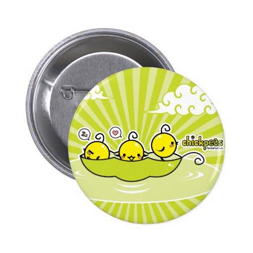 Chick-peas button