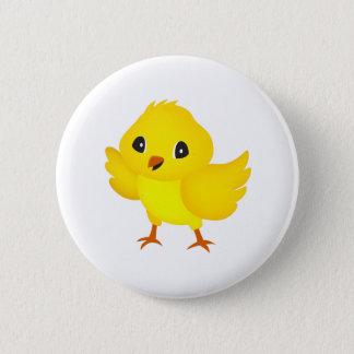 Chick Pinback Button