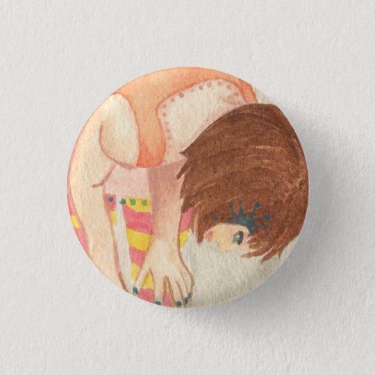 Chick Pinback Button