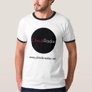 Chick Radar Men's Standard Design T-Shirt