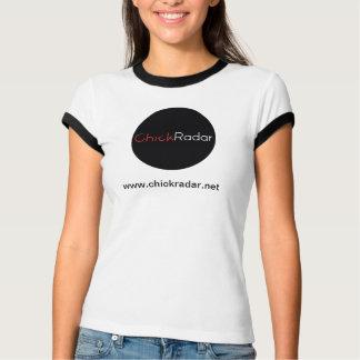 Chick Radar Women's Standard Design T-Shirt