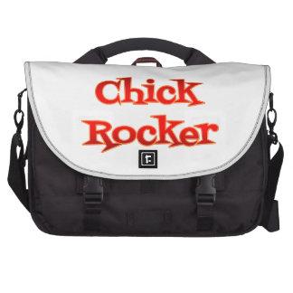 Chick Rocker Laptop Commuter Bag