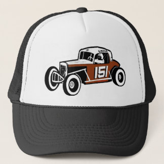 Chick Stockwell Danbury Fair Racearena Retro Trucker Hat