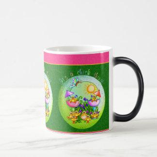 Chick Thing Magic Mug