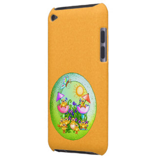 Chick Thing Pixel Art Barely There iPod Cover
