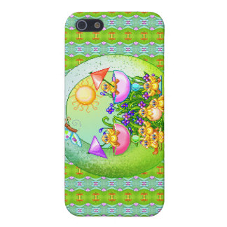 Chick Thing Pixel Art iPhone 5 Case