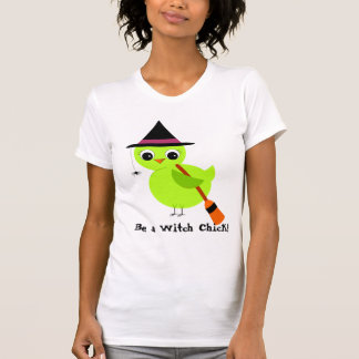 Chick Witch Tshirt