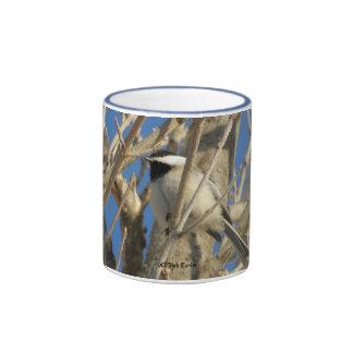 Chickadee #01 ringer mug
