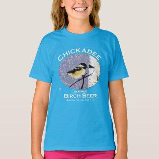 Chickadee Birch Beer T-Shirt