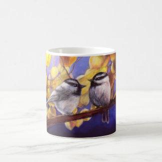Chickadee Chat Coffee Mug