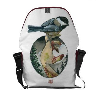 """""""Chickadee"""" Courier Bag"""
