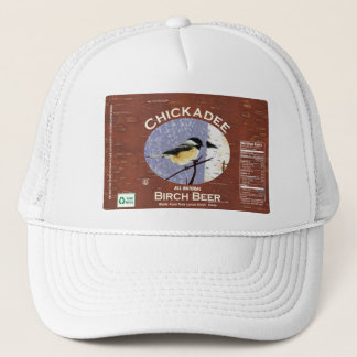 Chickadee-dee-dee Trucker Hat