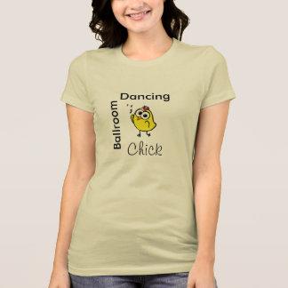 ¡Chickadee del salón de baile! - Estudio de la T-shirts