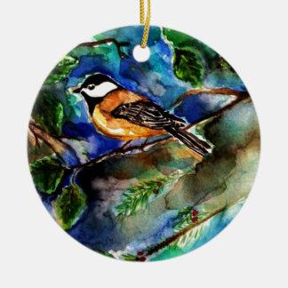 chickadee.jpg ceramic ornament